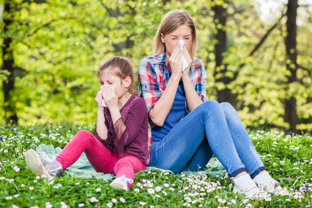Jak na pylovou alergii? Xylopia Nasalbalm